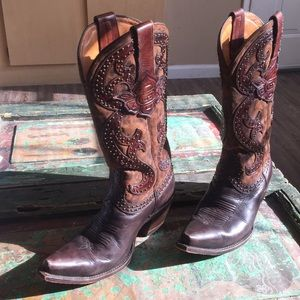 Lucchese Women's boots Size 7 1/2